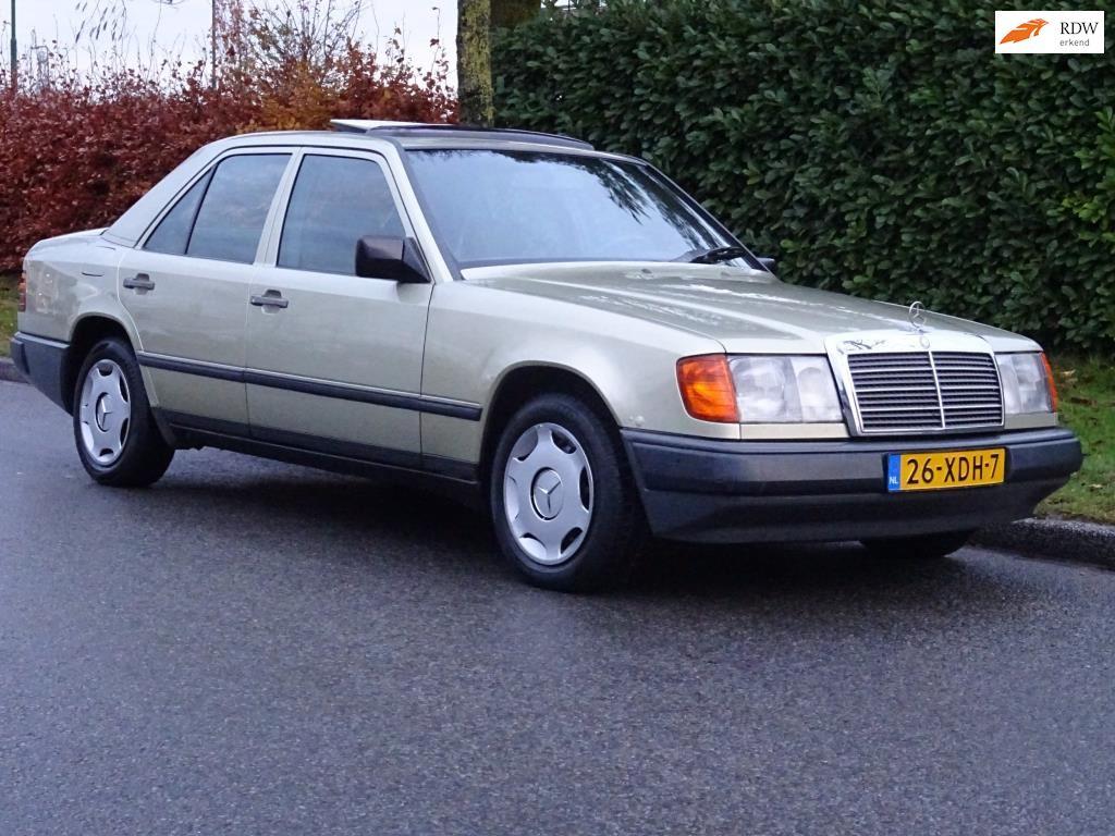 Mercedes-Benz 200-500 W124 occasion - Autohandel Henk Heikamp