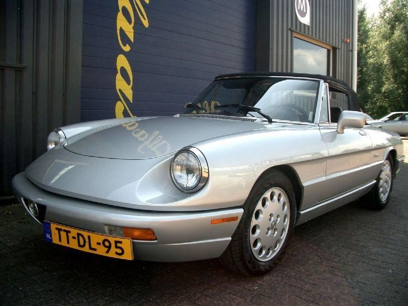 Alfa Romeo Spider occasion - ALFA AS