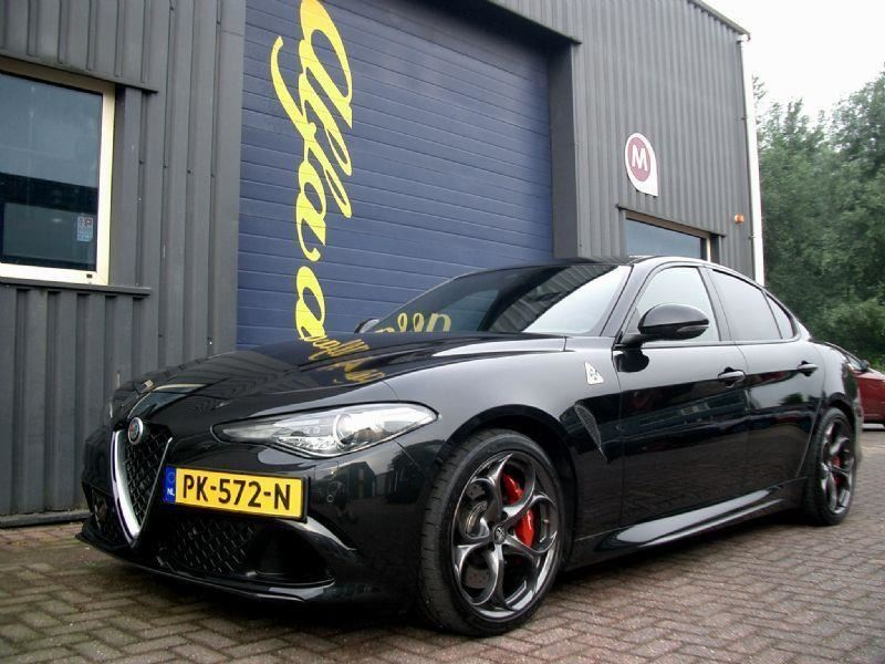 Alfa Romeo Giulia occasion - ALFA AS