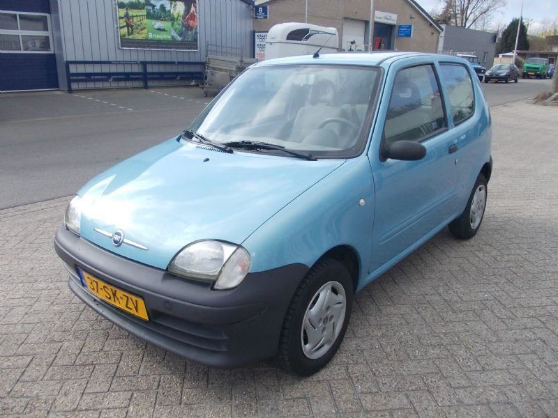 Fiat Seicento occasion - Oskamp Occasions