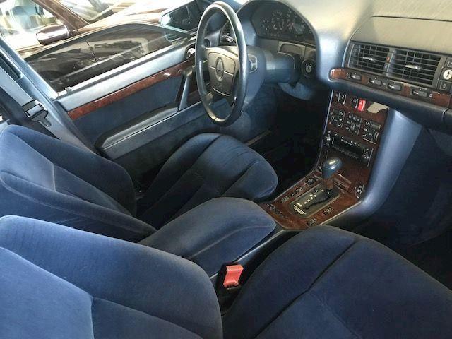 Mercedes-Benz S-klasse S420 automaat
