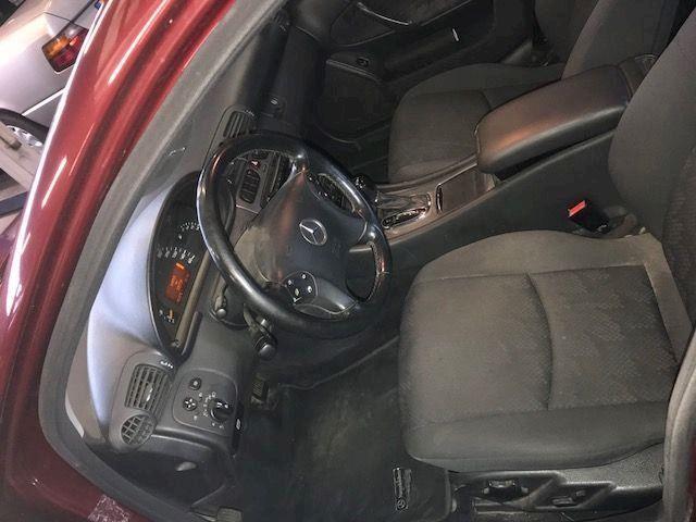 Mercedes-Benz C-klasse 220cdi avantgarde aut