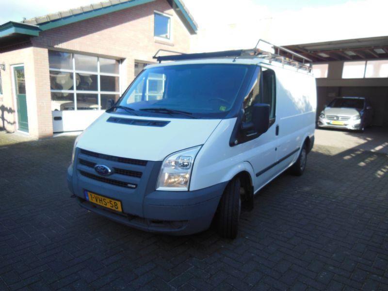 Ford Transit occasion - Garagebedrijf Guus van der Mierden