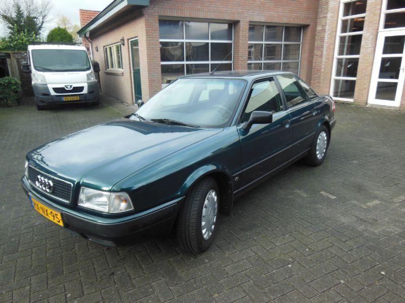 Audi 80 occasion - Garagebedrijf Guus van der Mierden