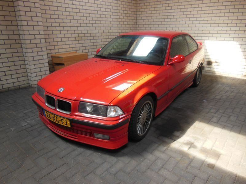 Alpina B3 3.0 occasion - Garagebedrijf Guus van der Mierden