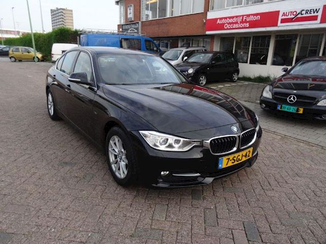 BMW 3-serie 320d EfficientDynami Edit Exe/lederbekl./Navi/Xenon/