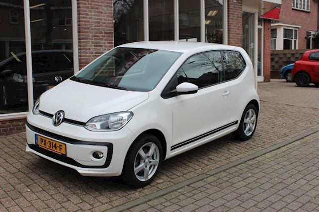 Volkswagen up! 1.0 Cup up