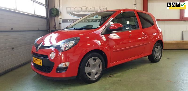 Renault Twingo occasion - Peters Auto's