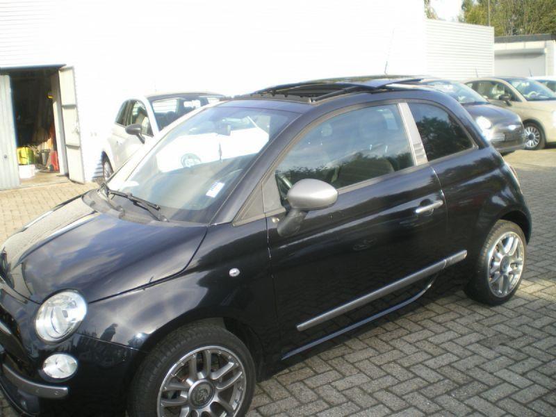 Fiat 500 occasion - Emile Lamberts Auto Occasions