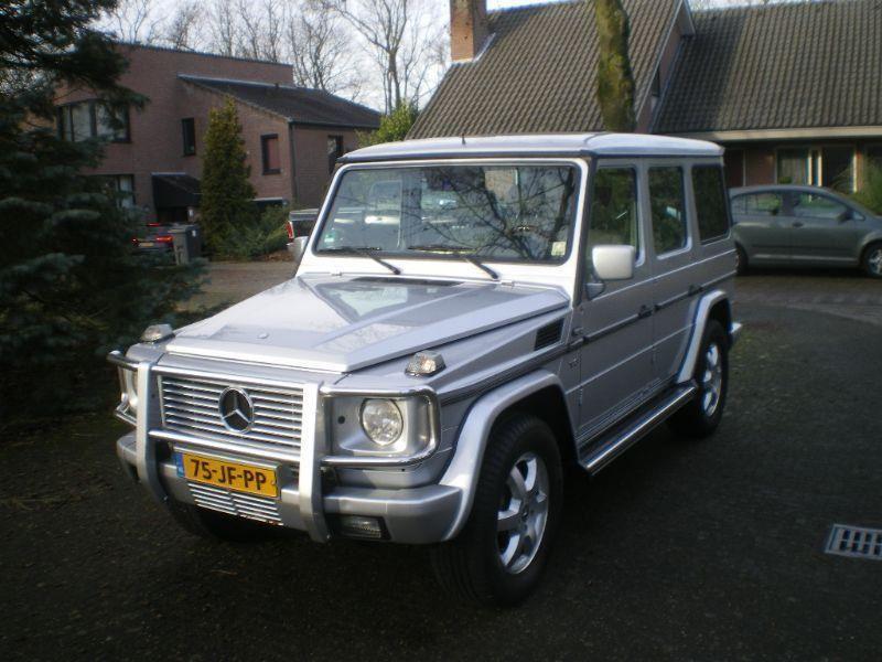 Mercedes-Benz G-klasse occasion - Emile Lamberts Auto Occasions