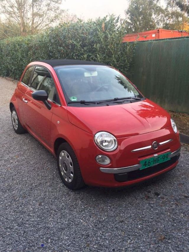 Fiat 500 C 1.2 easy start&stop