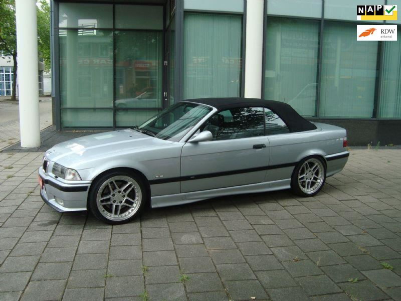 BMW 3-serie Cabrio occasion - Car Center S. Duman
