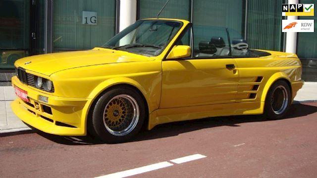 BMW 3-serie 335i CABRIO  Folger uitbouw