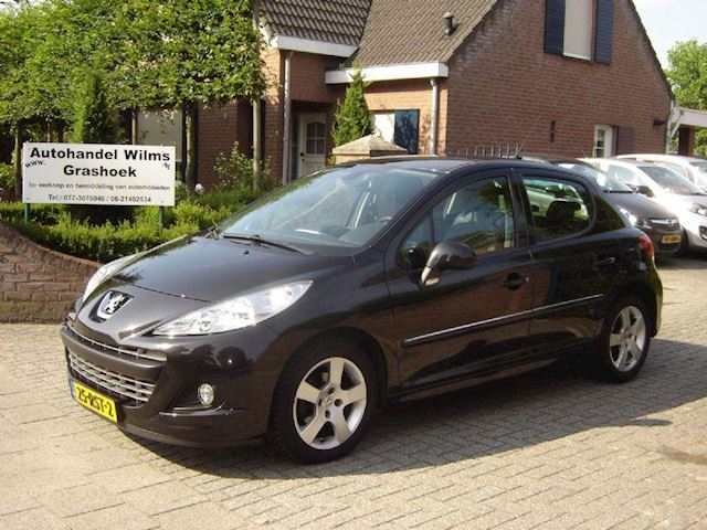 Peugeot 207 1.6hdif allure AIRCO