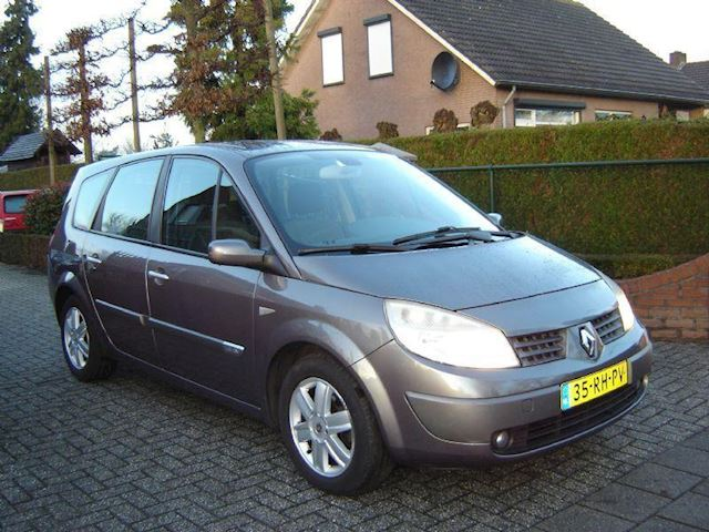 Renault Megane 1.6 privilege luxe 7 pers. AIRCO