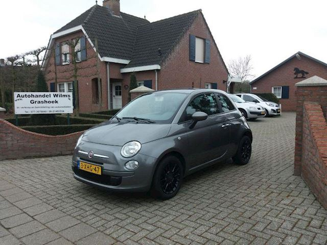 Fiat 500 1.0 twin air 65 pop 44kw AIRCO