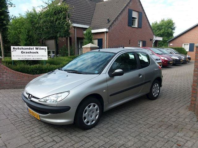 Peugeot 206 1.4 one-lin