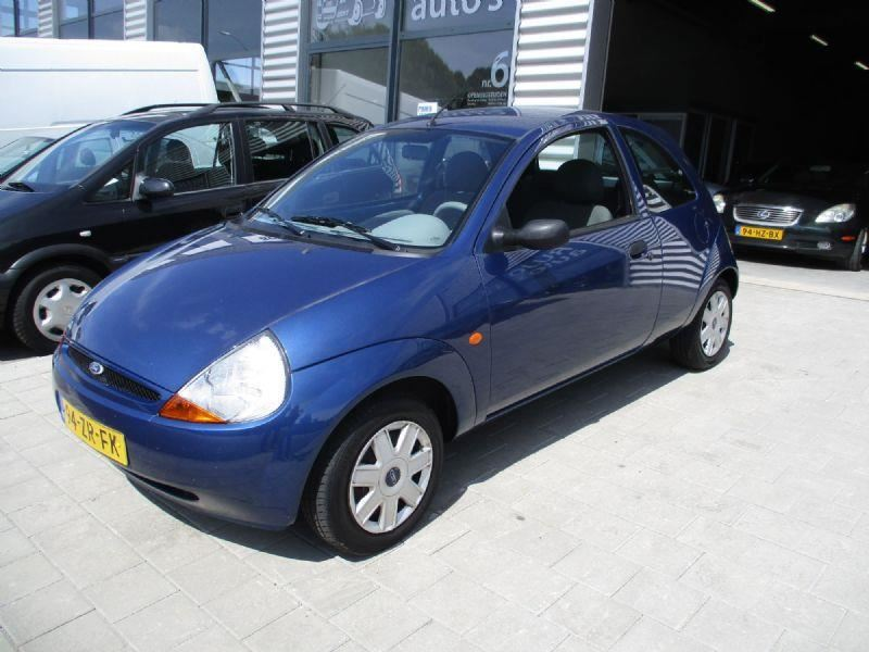 Ford Ka occasion - Rujo Auto's