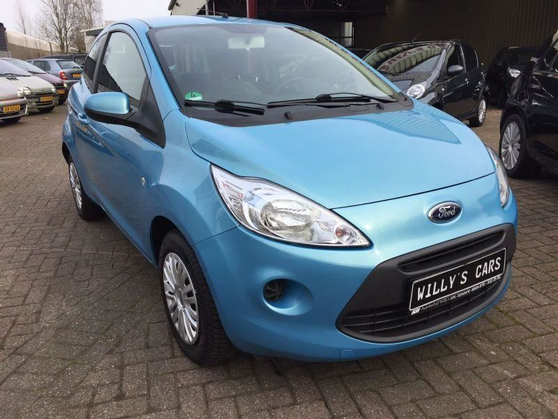 Ford Ka occasion - Autobedrijf Willy's