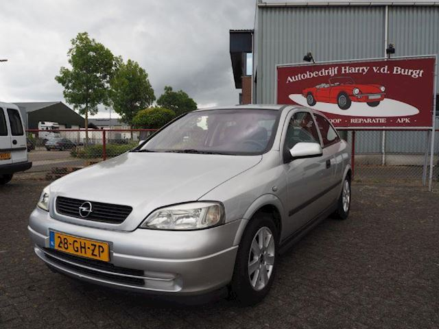 Opel Astra 1.6-16V Comfort Trekhaak / Cruise Control