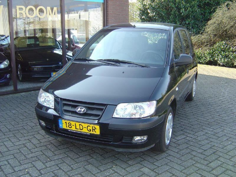 Hyundai Matrix occasion - Nieuwgraaf Autobedrijf