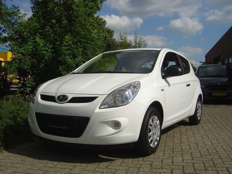 Hyundai I20 occasion - Nieuwgraaf Autobedrijf