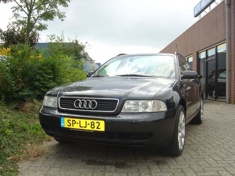Audi A4 occasion - Nieuwgraaf Autobedrijf