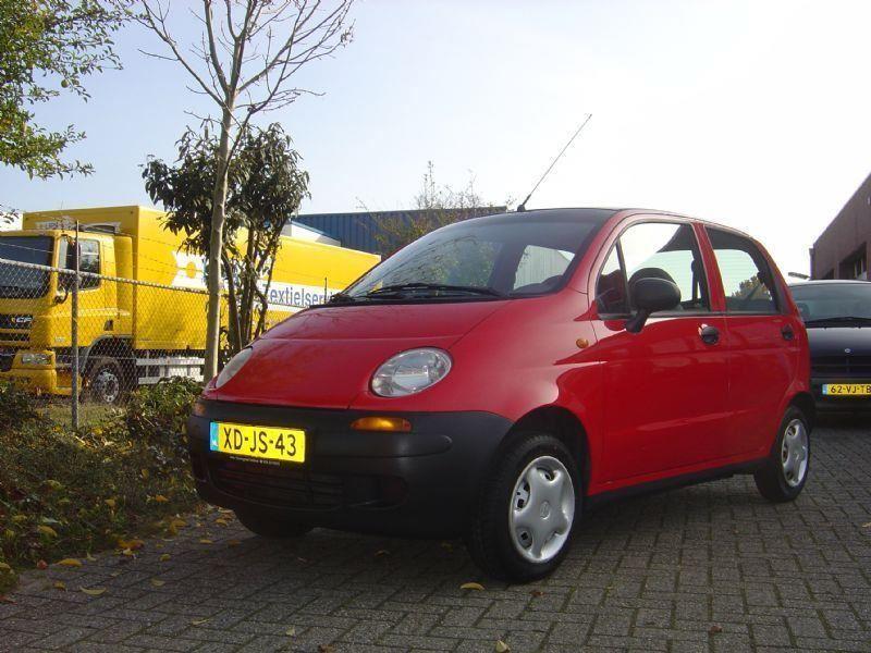 Daewoo Matiz occasion - Nieuwgraaf Autobedrijf