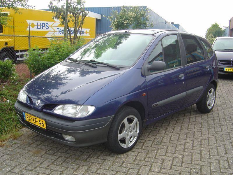 Renault Scenic occasion - Nieuwgraaf Autobedrijf