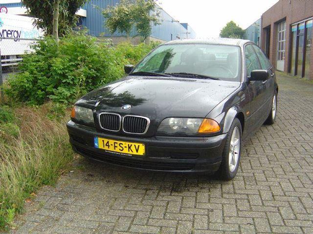 BMW 3-serie occasion - Nieuwgraaf Autobedrijf