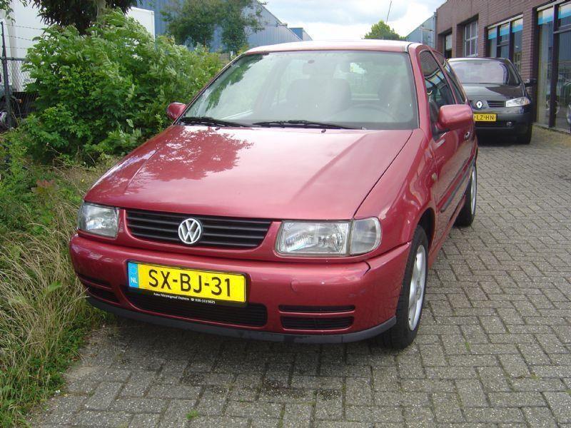 Volkswagen Polo occasion - Nieuwgraaf Autobedrijf