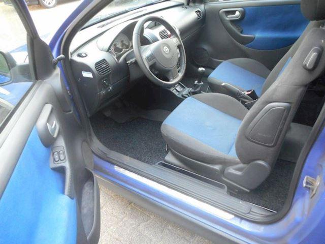 Opel Corsa 1.3 CDTI Silverline bj 2006 airco
