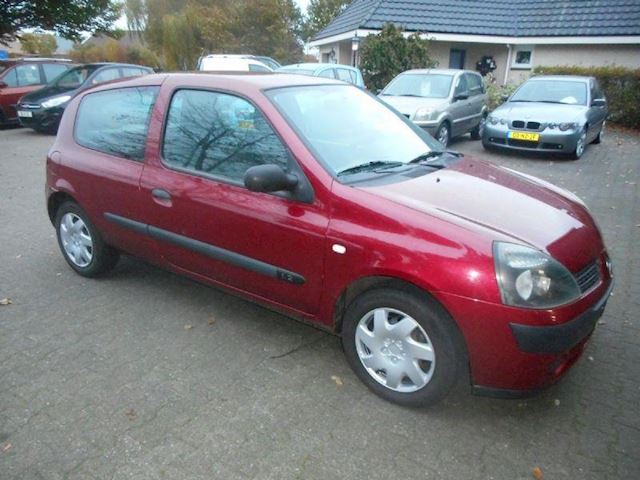 Renault Clio 1.2 Authentique bj 2003 apk 2020