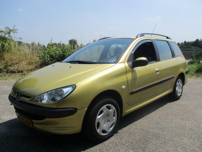 Peugeot 206 occasion - Autobedrijf Champions