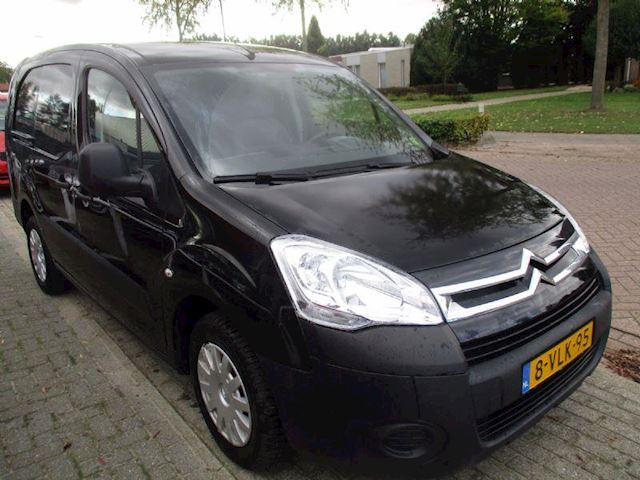 Citroen Berlingo verlengd