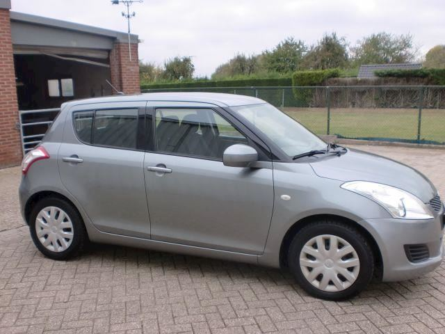 Suzuki Swift 1.2 comfort stop start system