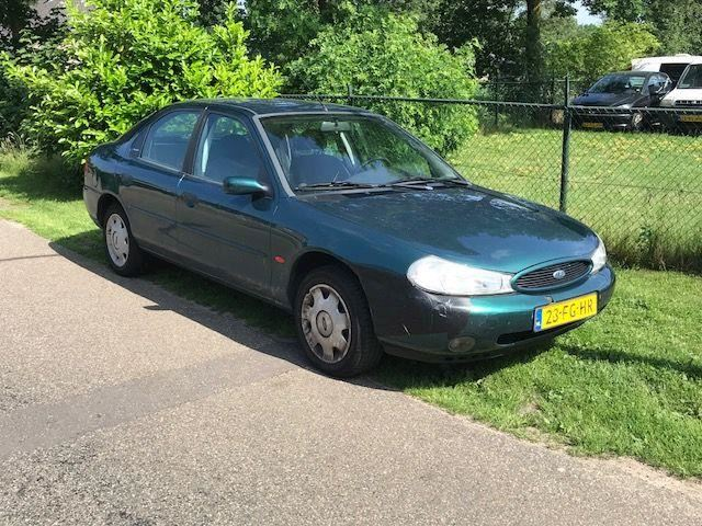 Ford Mondeo 2.0-16V Business Edition AUTOMAAT (APK tot maart 2019)