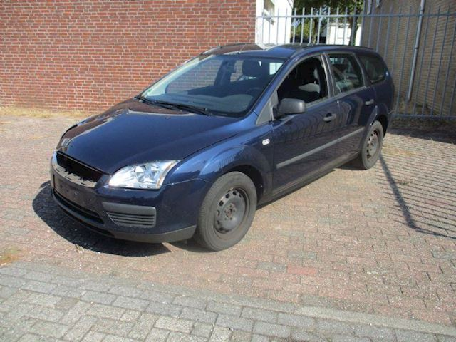Ford Focus 1.6tdci trend dpf 80kW