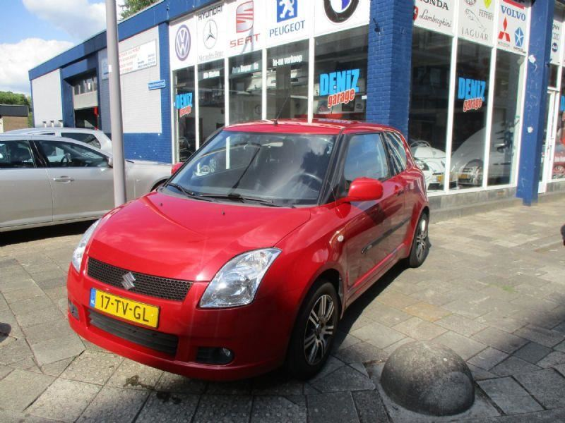 Suzuki Swift occasion - Deniz Auto's