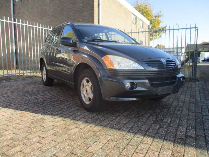 SsangYong kyron  4wd 4x4 M200-XDI occasion - Echter Auto