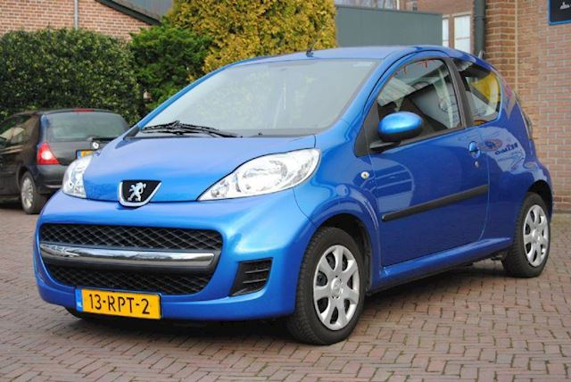 Peugeot 107 occasion - Carservice Verbeek