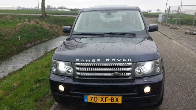Land-Rover Range Rover Sport 2.7tdv6 hse AUTOMAAT 4X4 full