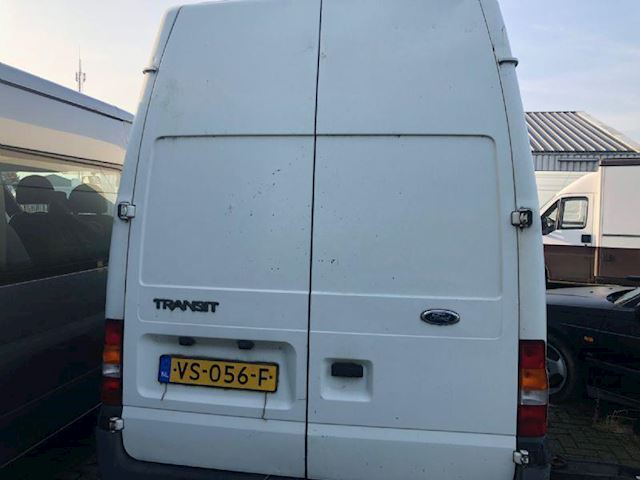 Ford Transit 300L 2.0TDdi HD