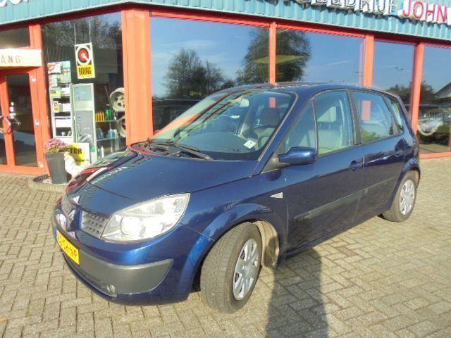 Renault Scenic 1.6-16V Expression Comfort