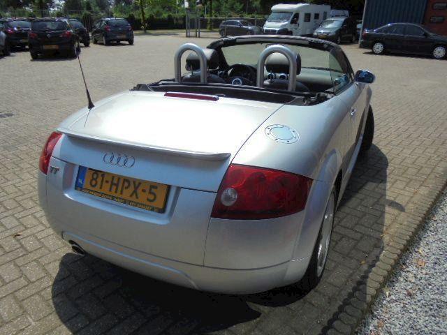 Audi TT 1.8 5V Turbo
