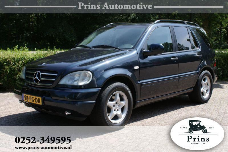 Mercedes-Benz M-klasse occasion - Prins Automotive