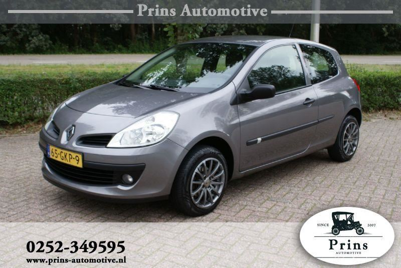 Renault Clio occasion - Prins Automotive