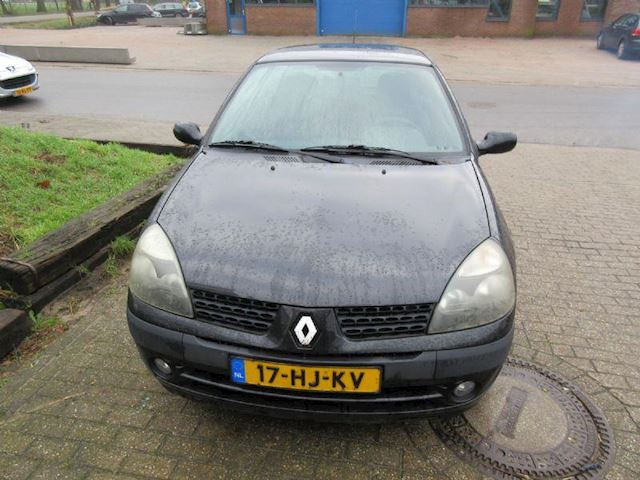 Renault Clio 1.4-16V RT motor defect!!!!!!