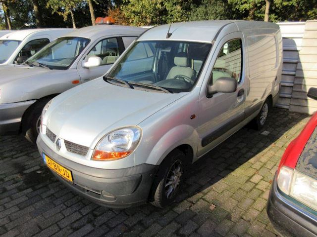 Renault Kangoo Express 1.5 dCi 65 Grand Volume koppaking lek loopt nie