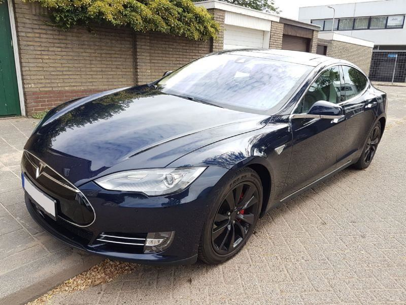 Tesla Model S occasion - BAM Cars